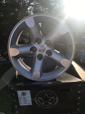 Dodge - truck rims set of 4 for Sale in Fresno, CA