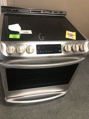 LG Electric Stove 🙈⚡️🍂🍂⏰✔️😀🔥🙈⚡️⚡️🍂⏰✔️😀🔥🙈⚡️🍂 5A for Sale in Dallas, TX