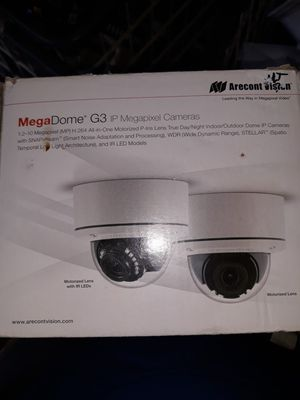 Arecont Vision AV5355PMIR-SH MegaDome G3 IP Megapixel Camera for Sale in Los Angeles, CA
