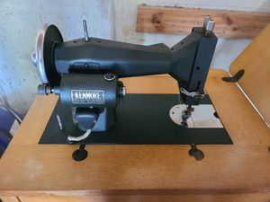 Antique Kenmore sewing machine for Sale in Bolingbrook, IL