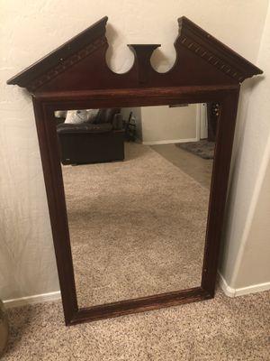 Framed wall mirror bathroom mirror for Sale in Gilbert, AZ