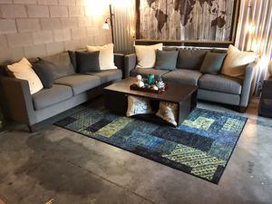 Calvin Klein Couch set😍MUST see-SERIOUS BUYERS ONLY-NO Holds for Sale in Raleigh, NC