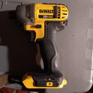 DeWalt 20v Drill for Sale in Lakewood, WA