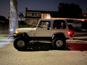 1989 Jeep Wrangler for Sale in Whittier, CA