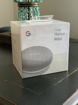 Unopened New Google Mini Home for Sale in Fort Mill, SC