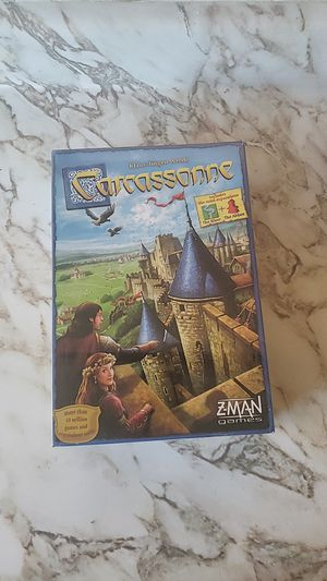 Carcassonne Board Game for Sale in Las Vegas, NV