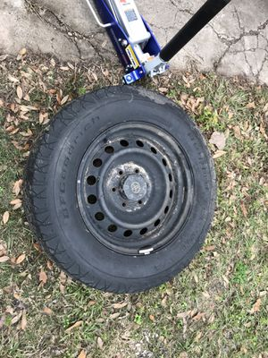 One Toyota 4Runner Tacoma sequoia rims tire wheel for Sale in Houston, TX