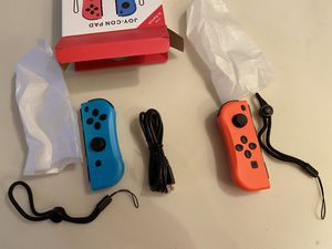 Nintendo switch joycons (NOT Shells) for Sale in Commerce Charter Township, MI