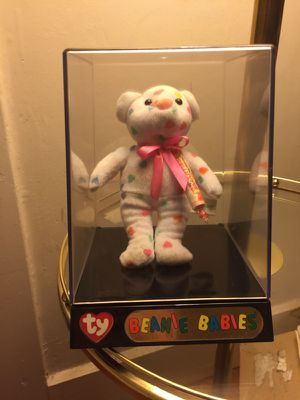 Beanie Babies brand toy in case for Sale in Branford, CT