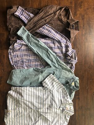 High end brand shirts for Sale in Puyallup, WA
