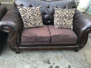 Free sofa/loveseat for Sale in Escondido, CA