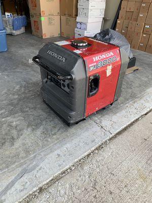 Honda generator eu3000is for Sale in Lexington, KY