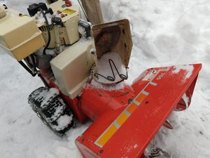 Snowblower Simplicity 755 for Sale in Sioux City, IA