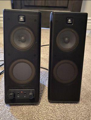 Logitech Computer Speakers S-0264A 5 watts for Sale in Chandler, AZ