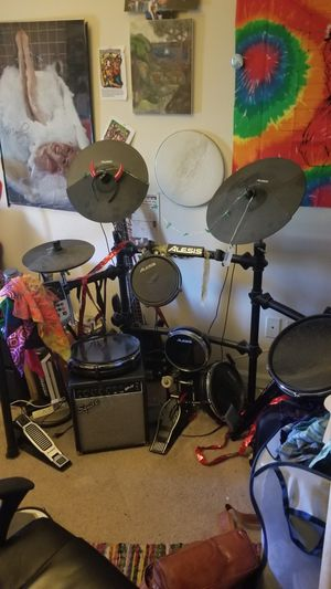 Alesis Dm8 Electric Drumset for Sale in Missoula, MT