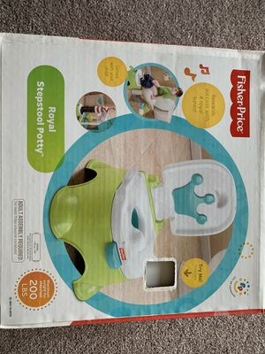 Fisher price 3 in 1 potty for Sale in Baxter, MN
