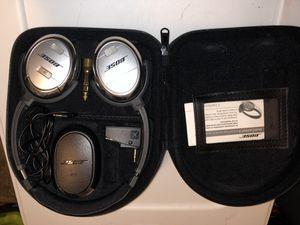 Bose QuietComfort 3 Headphones for Sale in Woodford, VA