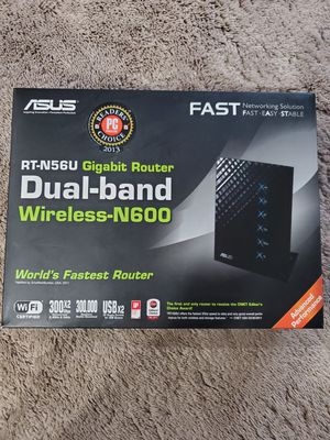 Asus Dual-Band Router for Sale in North Caldwell, NJ
