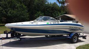 Tracker Marine Tahoe Q4 for Sale in Ocala, FL