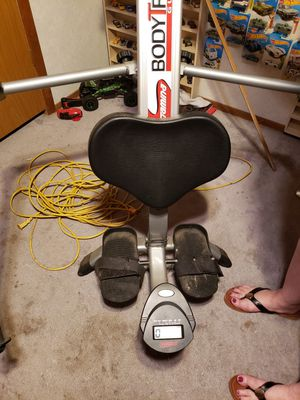 Row machine good shap. for Sale in Lewisville, TX