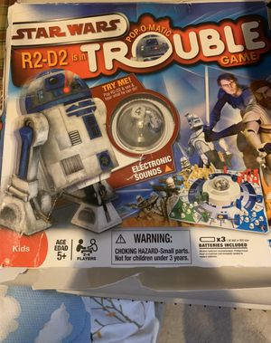 Star Wars Trouble game for Sale in Germantown, MD
