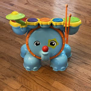 VTech Zoo Jamz Stompin' Fun Drums for Sale in Joliet, IL
