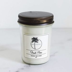 Fresh Pine with Coconut Scented Wax Candle for Sale in Lake Stevens, WA