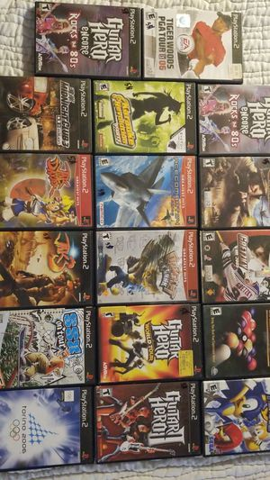 Playstation 2- PS2 Video games sony for Sale in Chevy Chase Village, MD