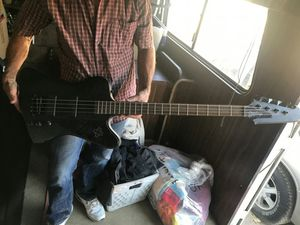 Epiphone Goth Thunderbird IV Electric Bass Guitar for Sale in North Las Vegas, NV