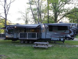 2015 Cyclone 4200 Toy Hauler for Sale in Tampa, FL