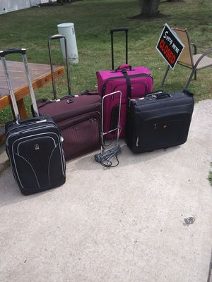 Luggage bags for Sale in East Peoria, IL