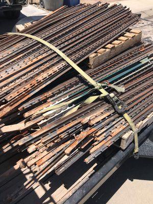 Metal T Post 5-6 Feet $2 each for Sale in Somerton, AZ