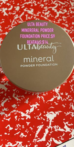 Ulta Beauty Mineral Powder Foundation for Sale in Los Angeles, CA