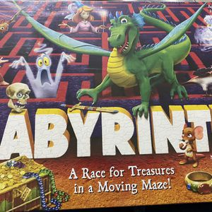 Labyrinth Board Game for Sale in Poinciana, FL