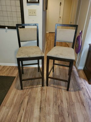 2 Barstools for Sale in Houston, TX