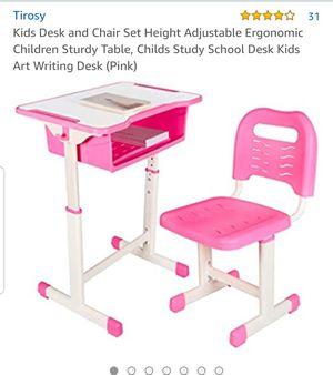 Kids School Desk for Sale in West Palm Beach, FL
