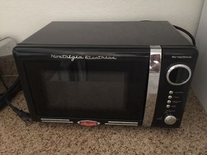 Vintage Style Microwave for Sale in Huntington Beach, CA