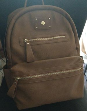 Leather diaper bag for Sale in Arlington, TX