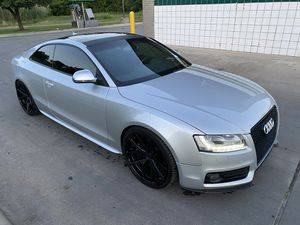 Audi 2009 S5 | over 20k in upgrades | Rare | Sell/Trade for Sale in Austin, TX