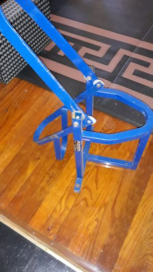 Motorcycle rack for pickup for Sale in Dallas, TX