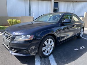 2010 Audi A4 for Sale in Miami, FL