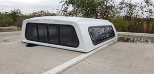 Long Bed Camper shell for Sale in Georgetown, TX