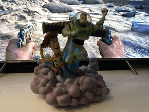 Disney buzz and woody statue for Sale in Miami, FL