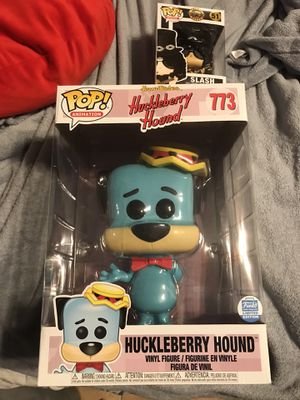 Funko Pop huckleberry hound 10 inches Limited edition for Sale in Kendale Lakes, FL
