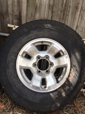 1 Toyota rim 16 in 6lug fits 4runner or tacoma for Sale in Clearwater, FL