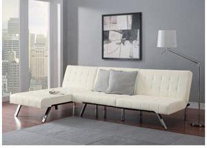 Futon Sofa Bed Sleeper for Sale in Sammamish, WA