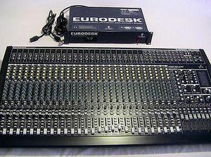 Behringer Eurodesk MX3282A for Sale in Pawtucket, RI