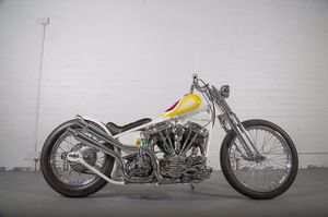 1949 Harley Davidson Panhead for Sale in Phoenix, AZ