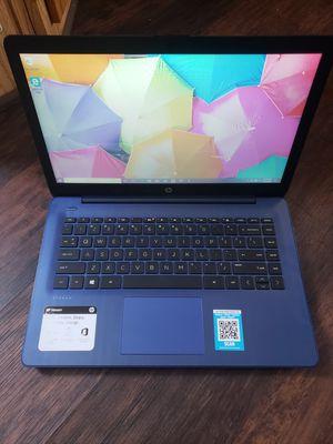 "HP - Stream 14"" Laptop - AMD A4-Series - 4GB Memory - AMD Radeon R3 - 64GB eMMC Flash Memory - for Sale in Bradenton, FL"