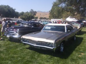 68 chevy impala for Sale in Salt Lake City, UT
